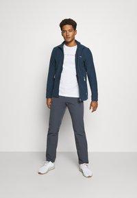 Vaude - MENS ROSEMOOR JACKET - Fleece jacket - steelblue - 1