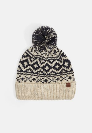 CARTONN BEANIE UNISEX - Lue - wheat
