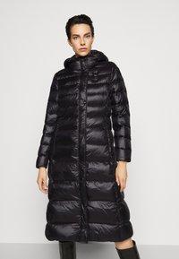Blauer - IMPERMEABILE - Down coat - black - 0