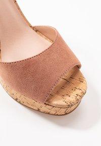 Madden Girl - CARRY - High heeled sandals - caramel - 2
