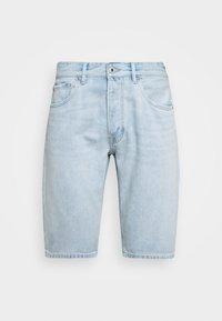 CALLEN - Denim shorts - blue denim