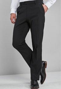 Next - Pantalon de costume - black - 0