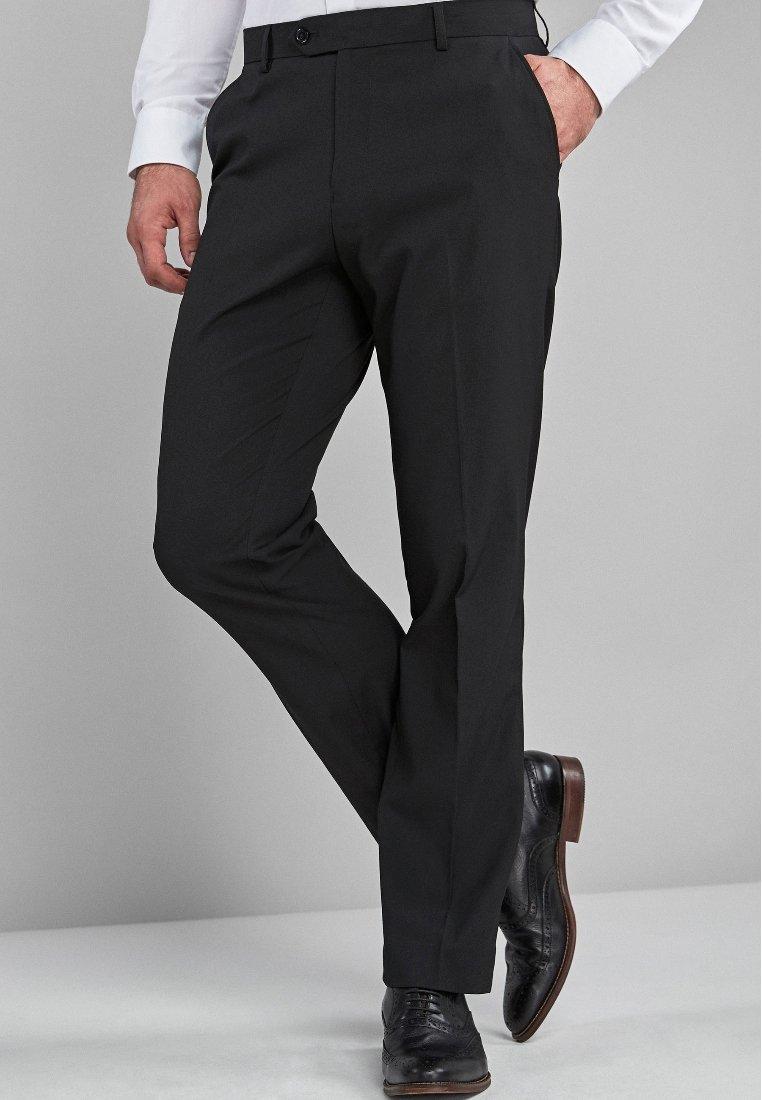 Next - Pantalon de costume - black
