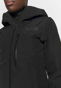 The North Face - DESCENDIT JACKET - Chaqueta de esquí - black - 4
