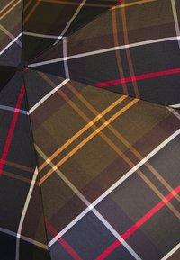 Barbour - PORTREE UMBRELLA - Umbrella - light brown/dark blue/olive - 5