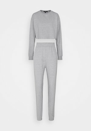 SET - Tuta jumpsuit - grey marl