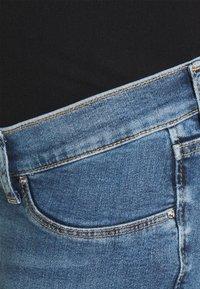 Anna Field MAMA - Skinny džíny - light blue denim - 2