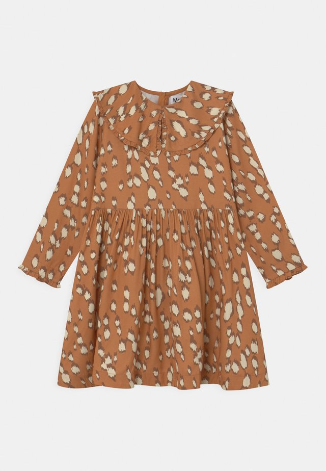 COCO - Denní šaty - brown