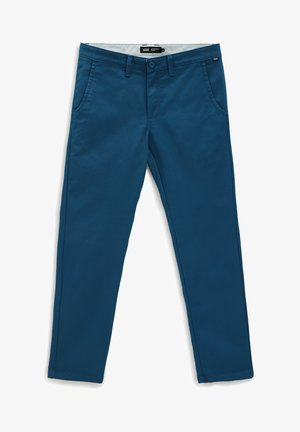 MN AUTHENTIC CHINO STRETCH - Chinos - moroccan blue