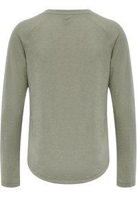 Hummel - VANJA  - Long sleeved top - vetiver - 5