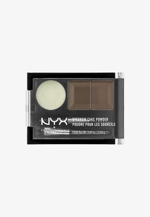EYEBROW CAKE POWDER - Eyebrow powder - 3 taupe