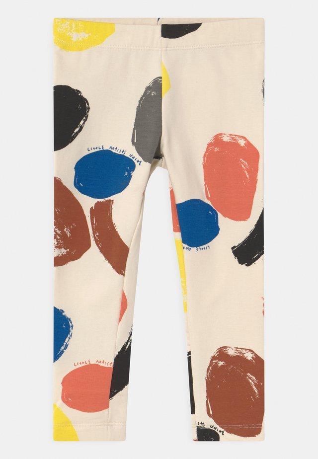 ARTIST UNISEX - Legging - light beige