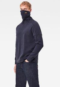 G-Star - COVER - Sweatshirt - mazarine blue - 2