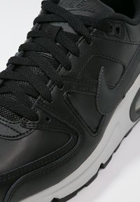 Nike Sportswear - AIR MAX COMMAND - Sneakers - black/anthracite/neutral grey - 5