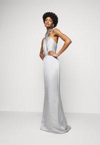 Marchesa - Suknia balowa - silver - 5