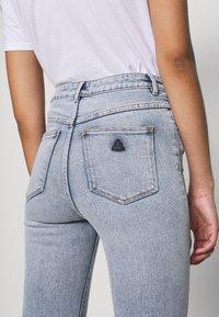 Abrand Jeans - HIGH ANKLE BASHER - Jeans Skinny Fit - light-blue denim - 5
