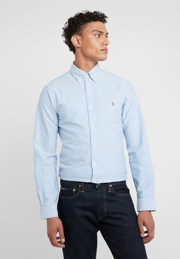 SLIM FIT OXFORD SHIRT - Shirt - blue