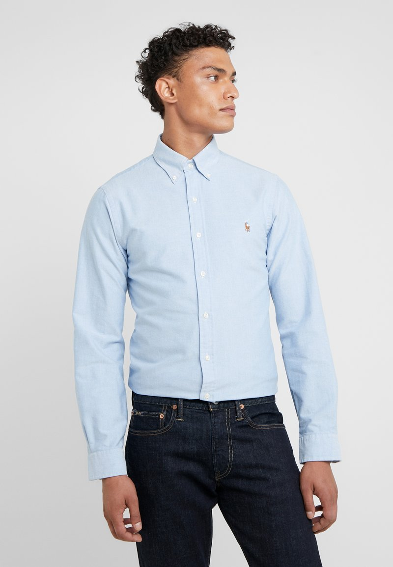 Polo Ralph Lauren - OXFORD - Skjorta - blue