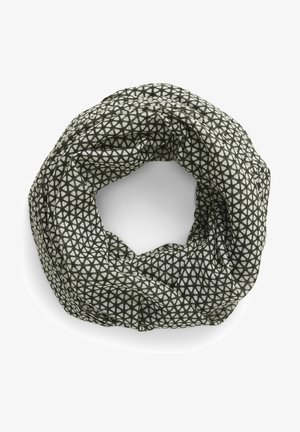 Snood - dark rosin black minimal