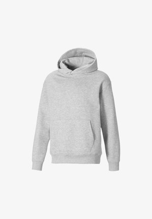 Sweat à capuche - light gray heather