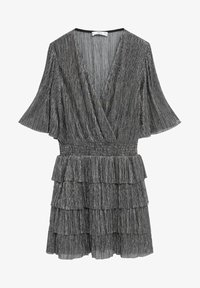 Mango - ASTAIRE - Cocktail dress / Party dress - sølv - 7