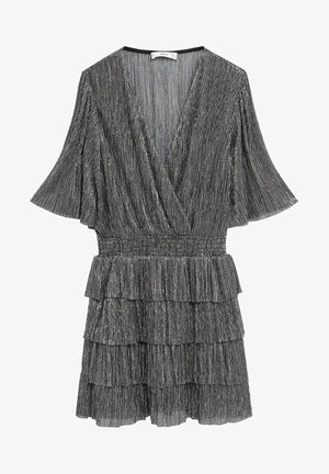ASTAIRE - Cocktail dress / Party dress - sølv