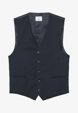 HYPERION  - Suit waistcoat - dark blue