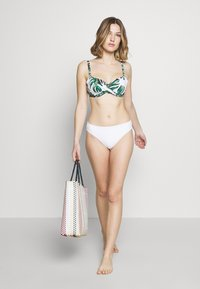 Fantasie - PALM VALLEY WRAP FRONT FULL CUP - Bikinitop - fern - 1