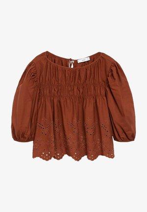 VERA - Blouse - brown