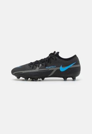 PHANTOM GT2 PRO AG-PRO - Fotbollsskor fasta dobbar - black/iron grey