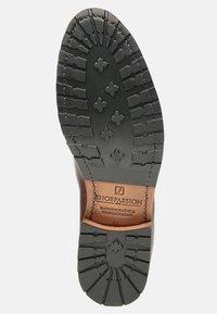 SHOEPASSION - NO. 596 - Smart lace-ups - dark brown - 4