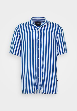 EL CUBA - Shirt - navy/white