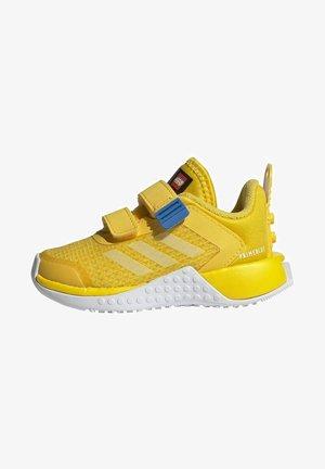 ADIDAS PERFORMANCE ADIDAS X LEGO - Hardloopschoenen neutraal - yellow/white/blue