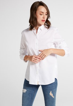 MODERN  - Button-down blouse - weiß