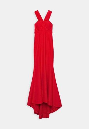 CLAUDIE - Festklänning - red