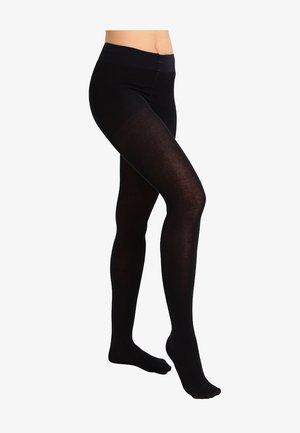 FALKE Family Strumpfhose Blickdicht glatt - Tights - black