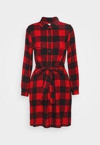 GAP - UTILITY DRESS - Shirt dress - red - 5