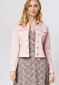 zero - Denim jacket - peach sorbet - 0