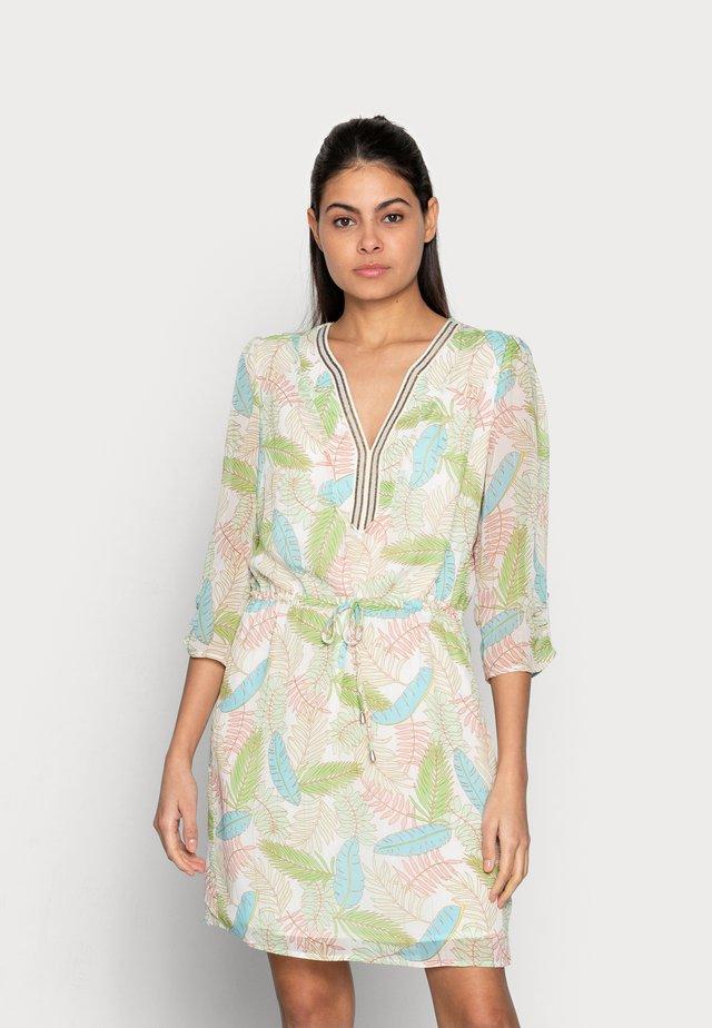 VIRTUAL GARDEN - Robe d'été - multi-coloured