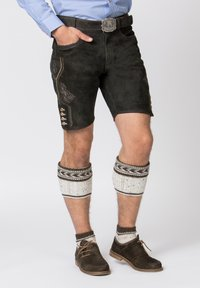 Stockerpoint - Shorts - grey - 0