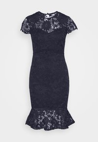 SISTA GLAM PETITE - JANNER - Cocktail dress / Party dress - navy - 5