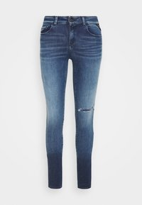 Replay - FAABY - Slim fit jeans - medium blue - 4