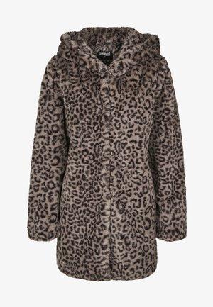 LADIES LEO COAT - Winter coat - grey