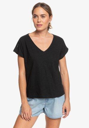 STARRY DREAM - Basic T-shirt - anthracite