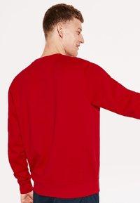 Lacoste Sport - Sweatshirt - rouge - 1