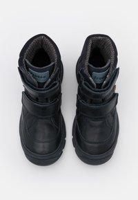 Froddo - LINZ TEX LOW MEDIUM FIT - Classic ankle boots - dark blue - 3