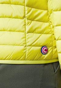 Colmar Originals - MENS JACKETS - Down jacket - yellow - 4