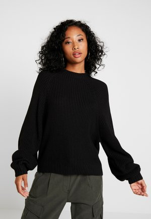GITTY  - Pullover - black