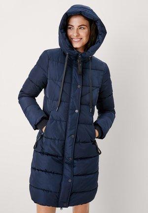 Winter coat - dark night blue