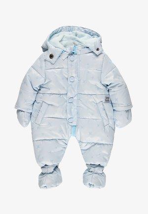 SCHNEE KOMBI TECHNISCHES STOFF STERNE FÜR BABY - Lyžařská kombinéza - sky blue